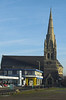 Former St. Mark's Church, Belgrave Gate, Leicester.<br /> Now a community centre.