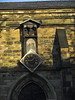 Clock on All Saints Church, Northgate, Leicester