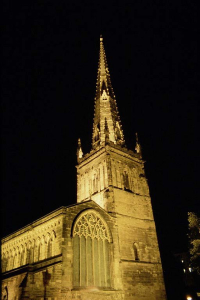 St. Martin's, Leicester Cathedral.