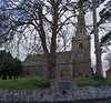 Church of St Botolph, Ratcliffe on the Wreake.