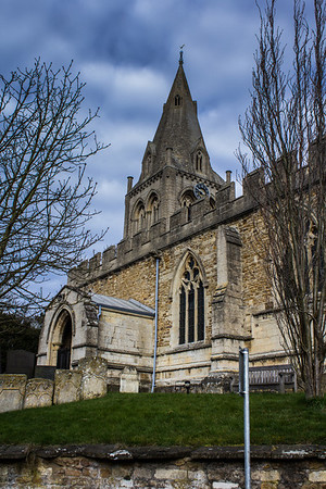 St Michael and All Angels Church, Hallaton
