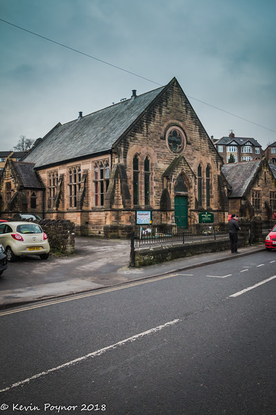 Cromford Methodist Church