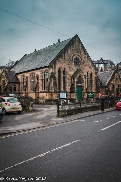 Cromford Methodist Church