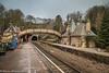 Cromford Station.