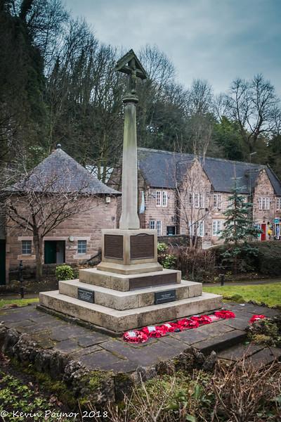 Cromford War Memorial