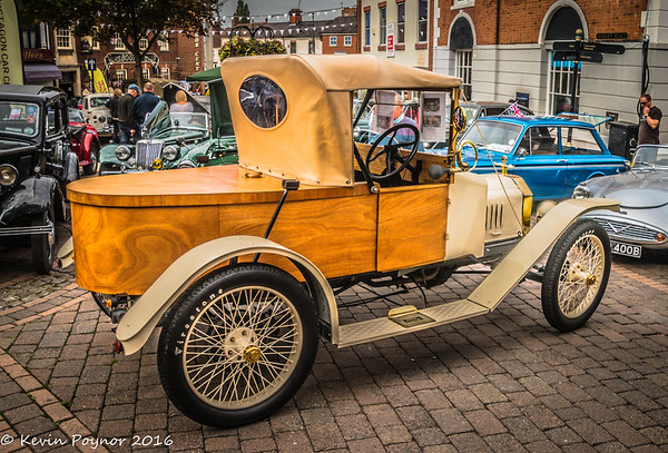 2016 Hinckley Classic Vehicle Show.