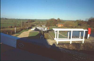 Foxton Locks 1984
