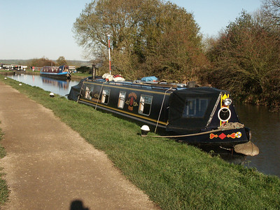Foxton Locks 2004
