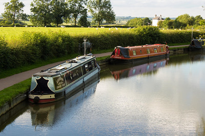 Foxton Locks July 2012