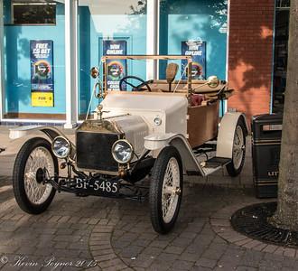 Hinckley BID Classic Car Meet - 21-May-15