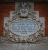 Original technical college dedication stone. On the Hawthorne Building of De Montfort University