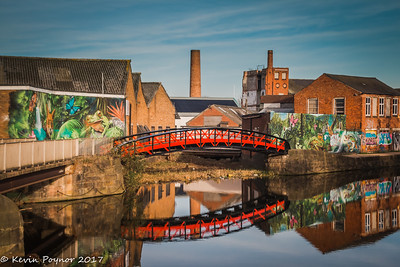 Leicester Canal Walk Dec 16