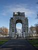 Leicester War Memorial, Victoria Park, Leicester