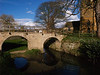 Medieval Foot Bridge, Medbourne