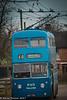 Karrier W trolleybus, built in 1946
