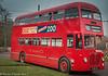 Birmingham and Midland Motor Omnibus Co. D9  Double desk bus.
