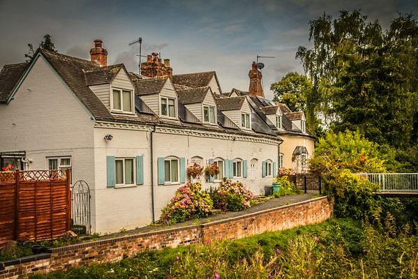 Cottages by the River Salwarpe