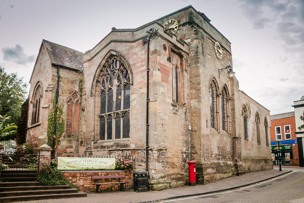 St. Andrew's Church, Droitwich