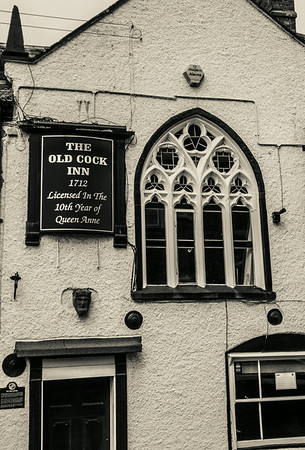 The Old Cock Inn, Friar Street, Droitwich. (See this image on dailys for more details)
