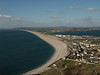 Chesil Bank from Portland Heights