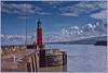 Watchet Harbour Light