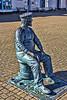 Watchet Harbour Statue