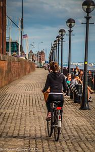 Liverpool / Birkenhead and the Mersey Estuary