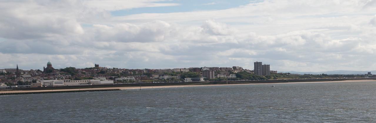 Wallasey Mersey Estuary
