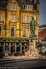 Robert Peel Statue, Bury