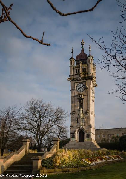 Whitehead Clock Tower, Bury