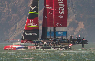 The America's Cup:  2013