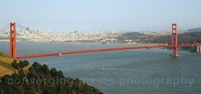 Golden Gate Bridge 8076y