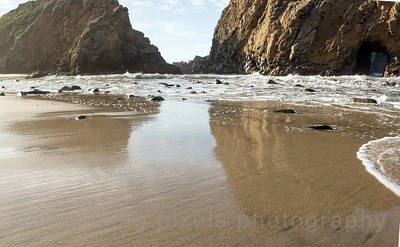 Pfeiffer Beach State Park.