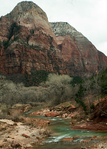 Zion National Park. 1622