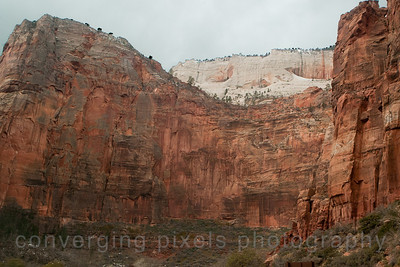 Zion National Park. 1637