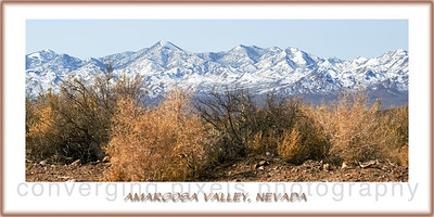 """""""Panoramic of Amargosa Valley""""  9x18   Panoramic available in large prints gallery."""