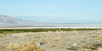 Death Valley:  0  ft. elevation