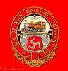 Isle of Man Railway Company Carriage Logo.