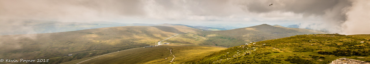Snaefell View