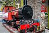 """Isle of Man Steam Railway Museum, Port Erin.<br /> <br /> No.16. """"Mannin"""""""