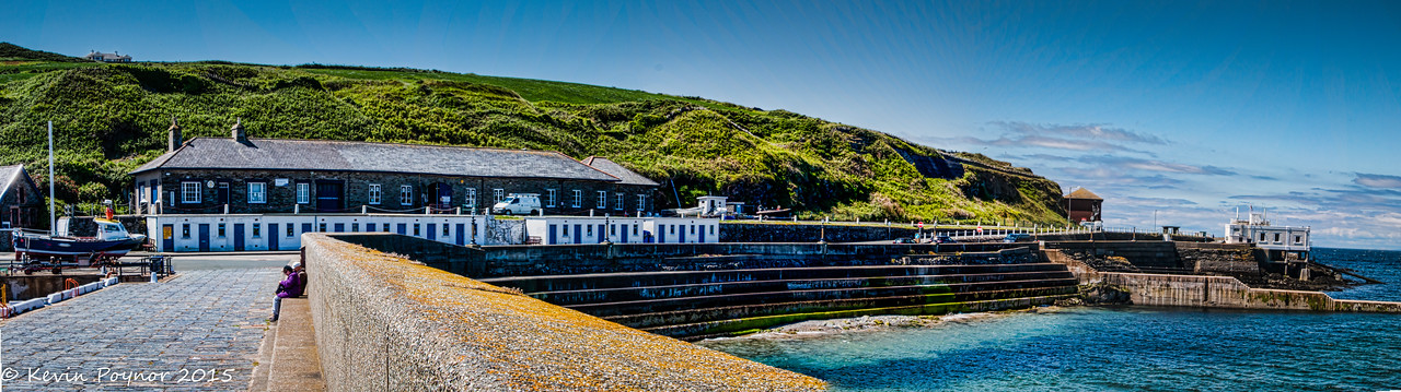 Raglan Pier, Port Erin.