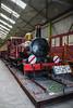 "Isle of Man Steam Railway Museum, Port Erin.<br /> <br /> No.6. ""Peveril"""