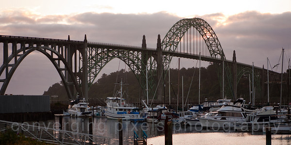 Newport, Oregon.  7036