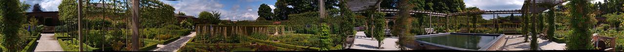 The Walled Garden, Alnwick Garden.