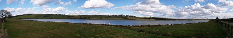 Eyebrook Reservoir, Nr. Uppingham, Rutland.