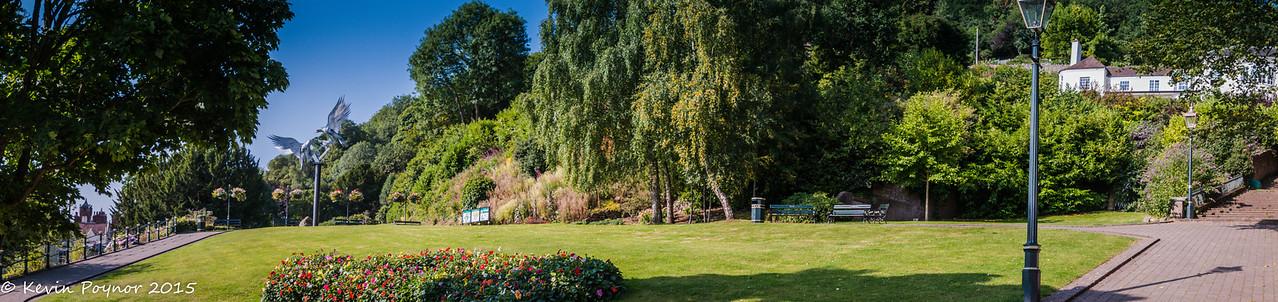 Rosebank Gardens, Great Malvern