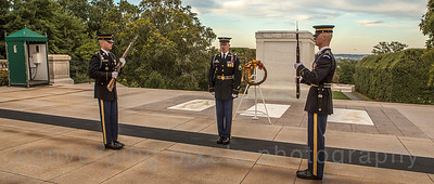 Tomb of the Unknown Soldier, Arlington National Cemetery, Washington, DC