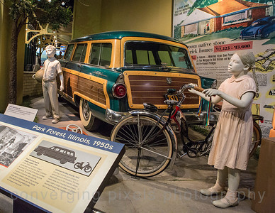 The Future Baby Boomers; the Smithsonian Museum of American History