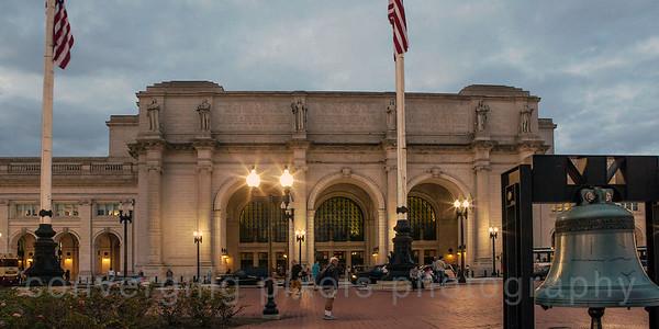 Union Station, Washington DC. September 2013