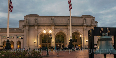 Union Station, Washington DC. September 2013